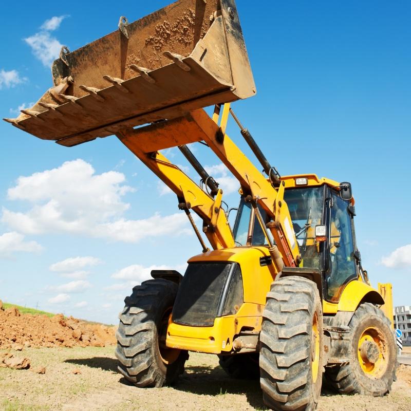 heavy equipment tire sealant