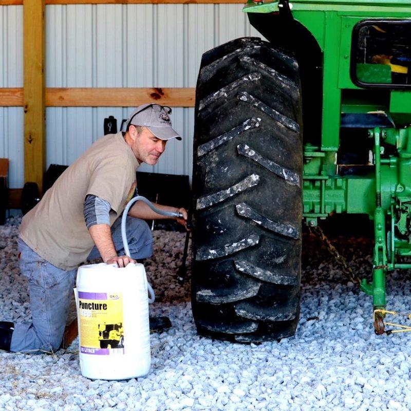 tractor tire sealant