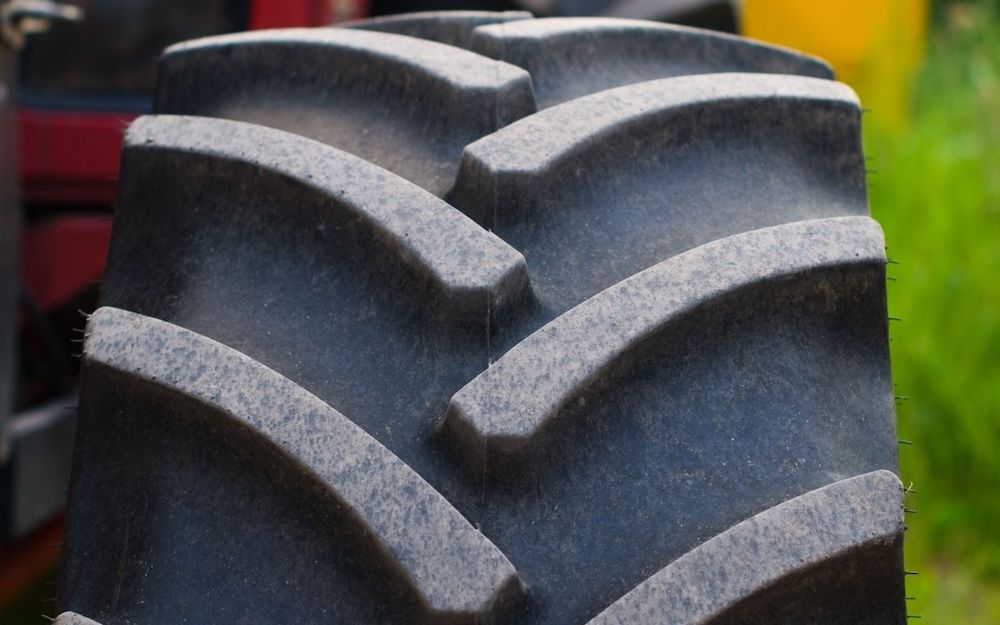 ballasting tractor tires