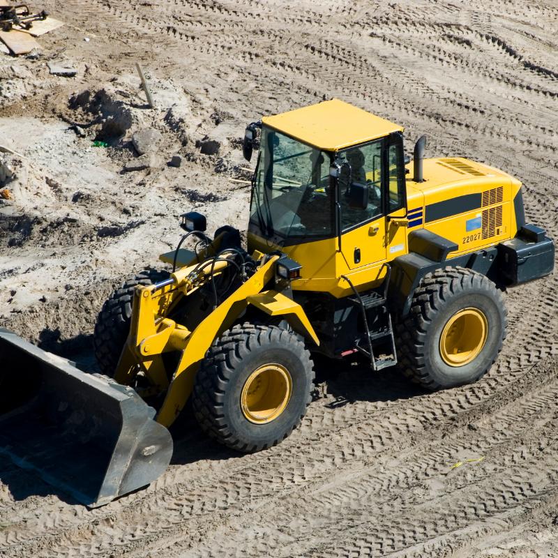 Quarry digger